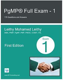 PgMP Full Exam - 1