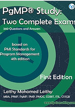 PgMP® Study: Two Complete Exams Program Management - Fouth Edition