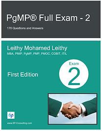 PgMP Full Exam - 2