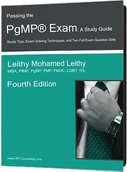 Passing the PgMP Exam - A Study Guide