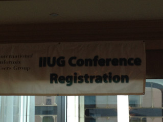 The Social Foundry speaks at IIUG about the role of APIs in the Cloud, Social and Mobile economy