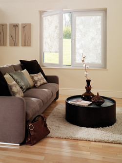 Perfect fit blinds Translucent