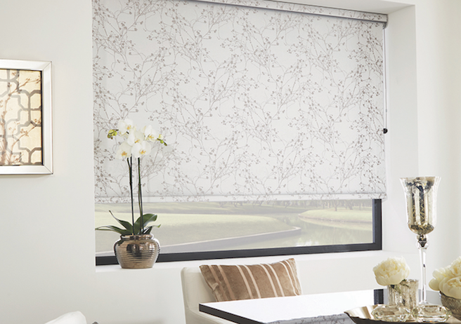 Printed Roller Blinds Elegance