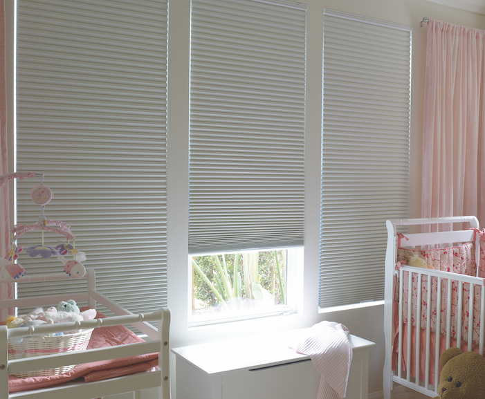 Cellular Blinds for Insulation