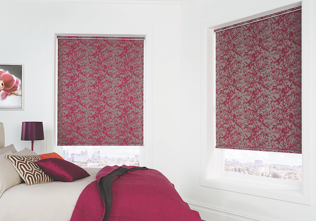 printed Roller Blinds Blockout