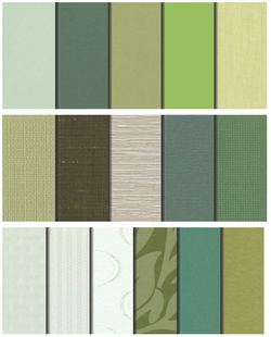 The Greens Collection-Roller Blinds