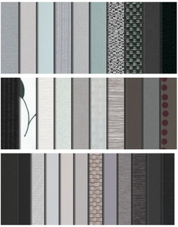 The Charcoals Collection-Roller Blind
