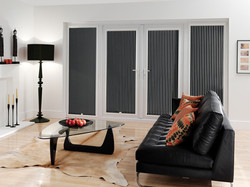 Perfect fit blinds for UPVC doors