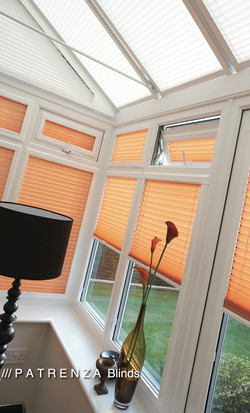 Pleated blinds PF Translucent