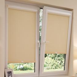 Tilt and turn blinds for upvc window