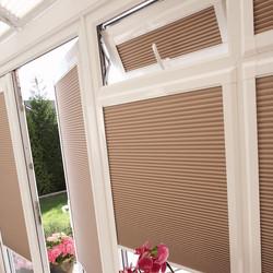 Tilt and turn blinds honeycomb blinds
