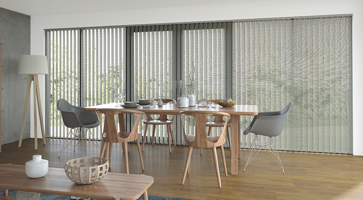 Vertical Blinds Screen