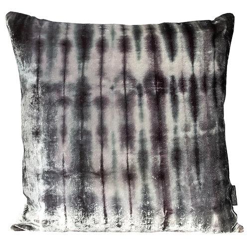 Sodalite Forest Silk Velvet Cushion