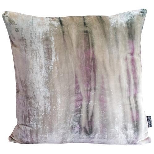 Fluorite Silk Velvet Cushion