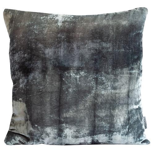 Aventurine Silk Velvet Cushion