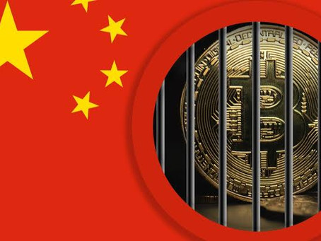 Chinese Government Issues Ban On Bitcoin And Other Cryptocurrencies