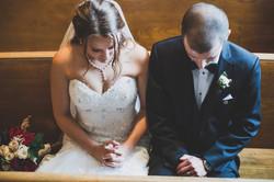 Church Wedding in Dundas