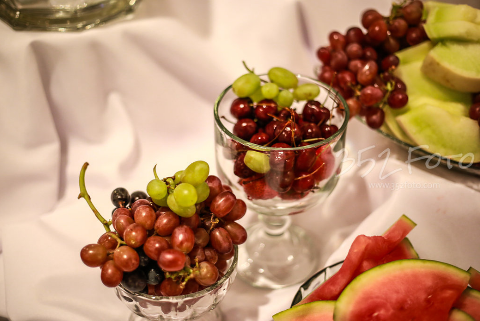 Hors d'oeuvre Fruit