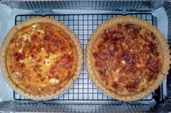 Catering Quiche Pie