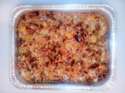 Catering Bread Pudding