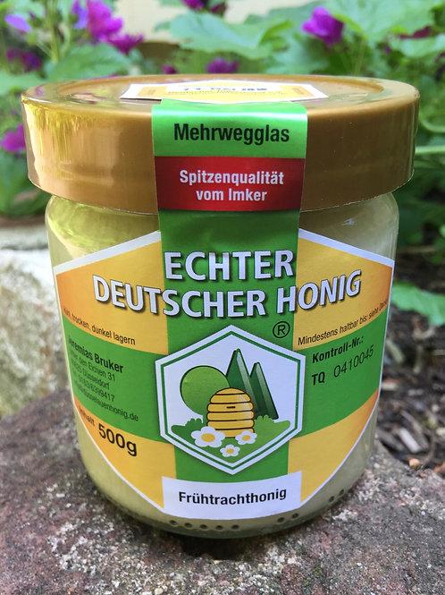 Frühtrachthonig 500g Honig