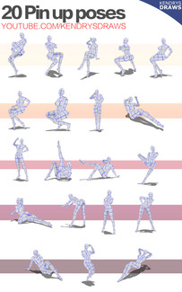 3D POSES