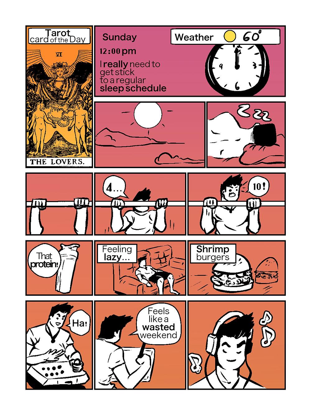 comic blog day 4