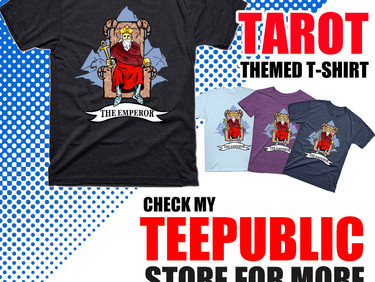 Tarot T-shirts