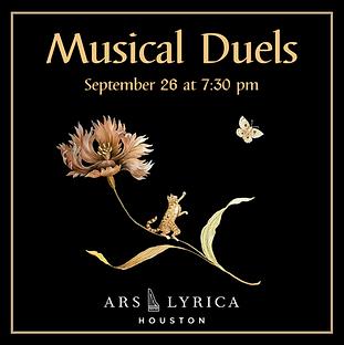 Musical Duels - 09.26.2020 - Concert Ima