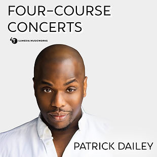 Patrick Dailey Four Course Concerts Squa