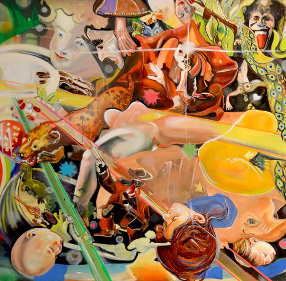 """...an Artist's wife's hallucination"""