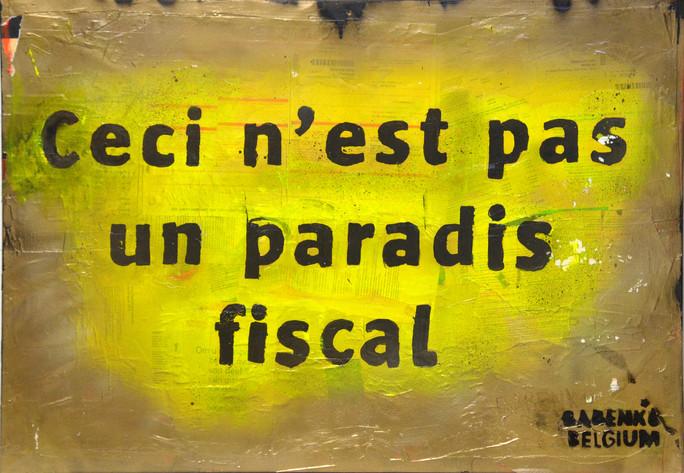 """""""Ceci n'est pas un paradis fiscal"""""""