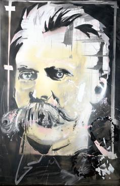 """Friedrich Nietzsche"""