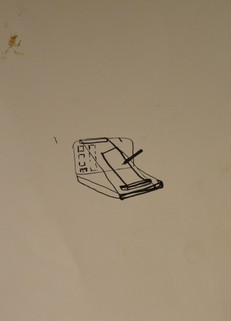 Invention of Copyright machine