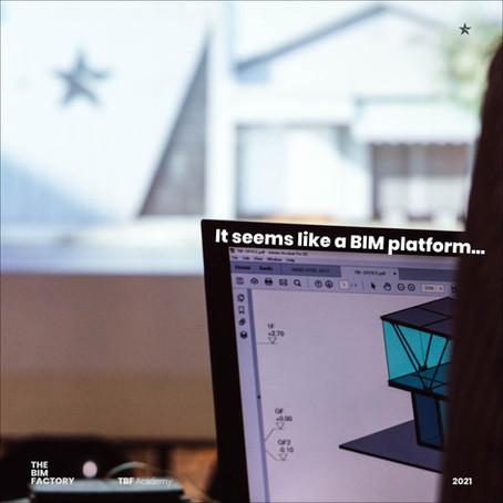 It seems like a BIM platform