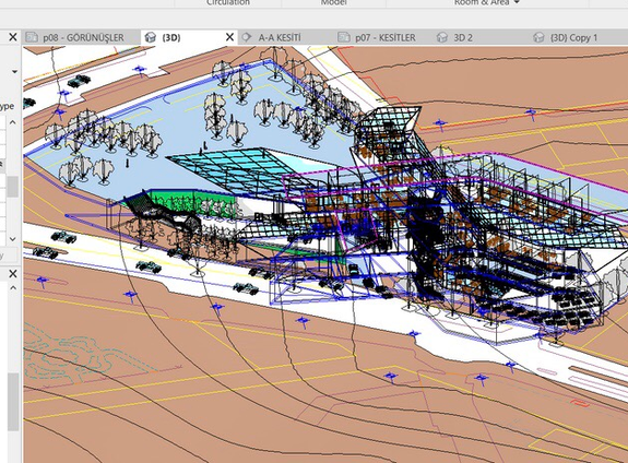 Architects should stay away from Revit.