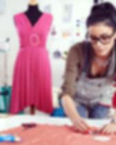 Frau Messgut in Studio