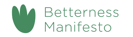 Betterness Manifesto Logo