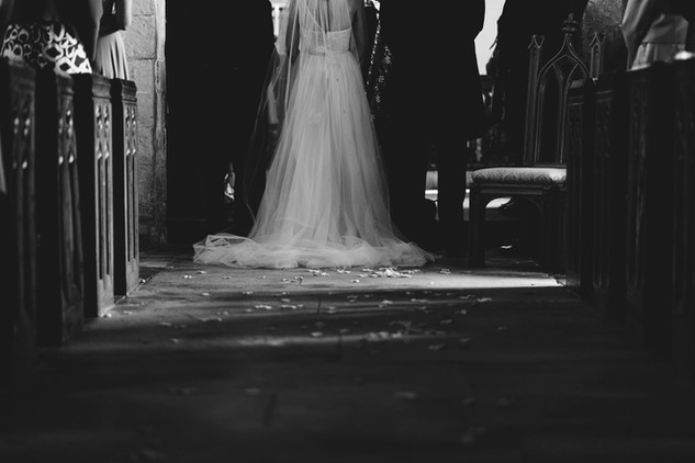 The Bride in the Shadows