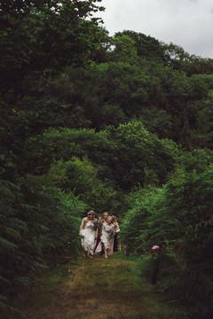 Streamcombe Farm Wedding - Exmoor Wedding Photography
