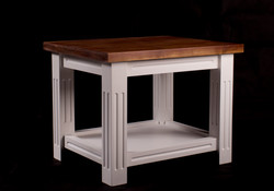 Small Table PS brown