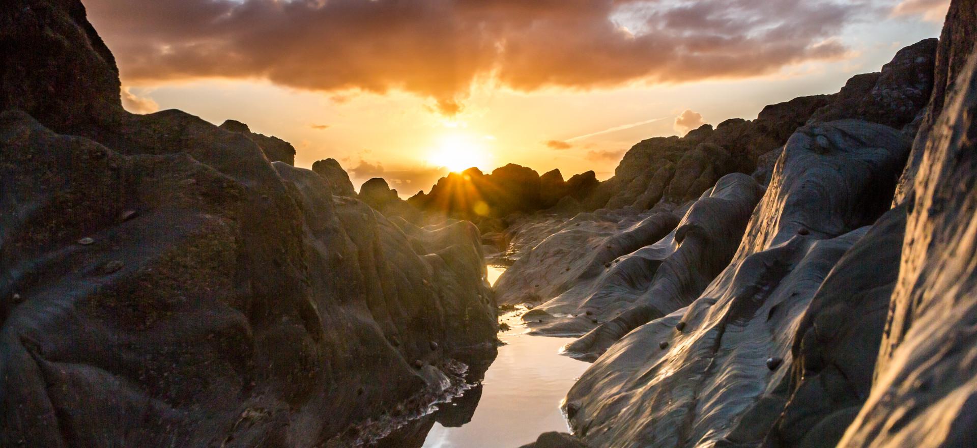 Woolcombe Bay - Jamie Denny Photography