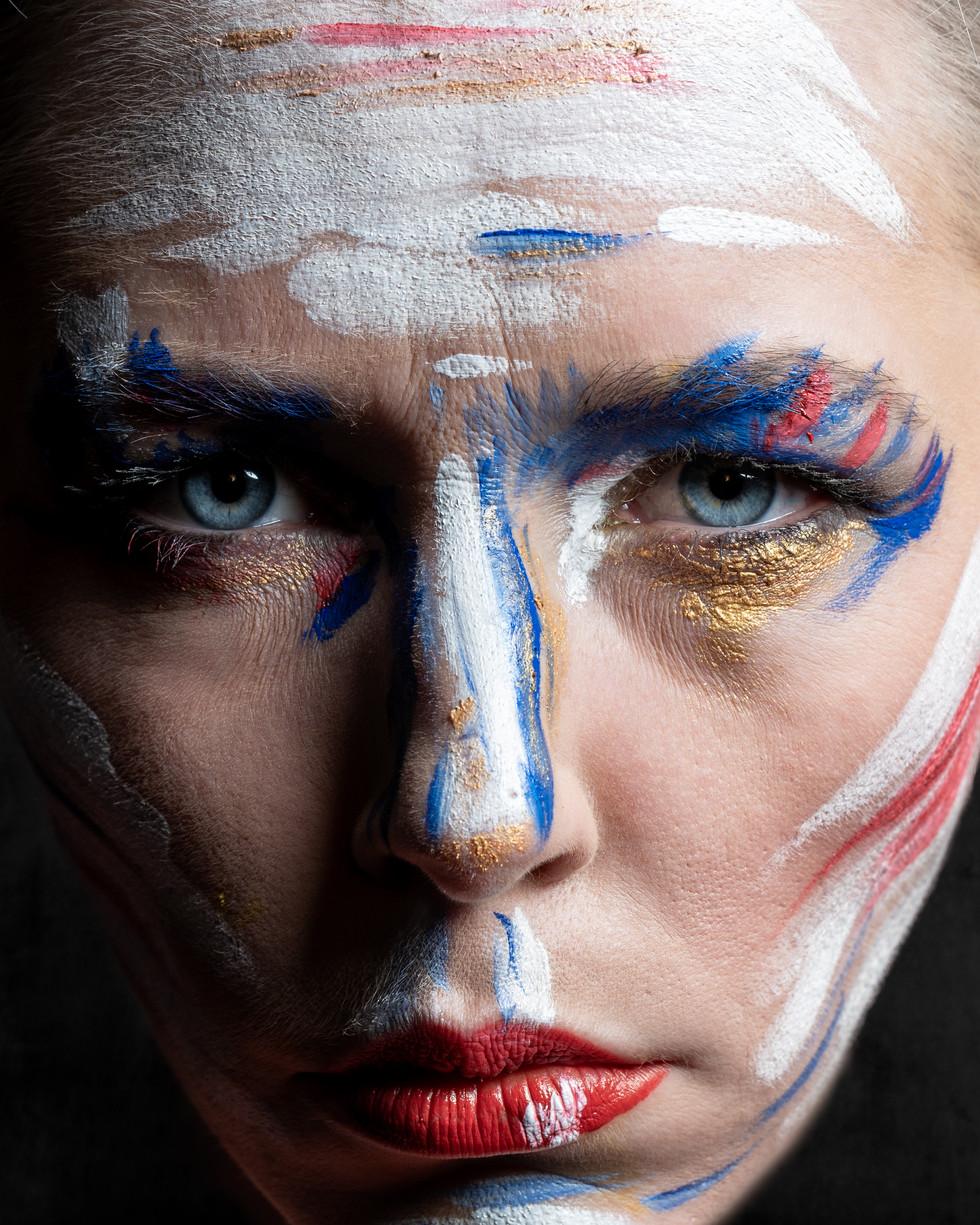 Fashion War Paint
