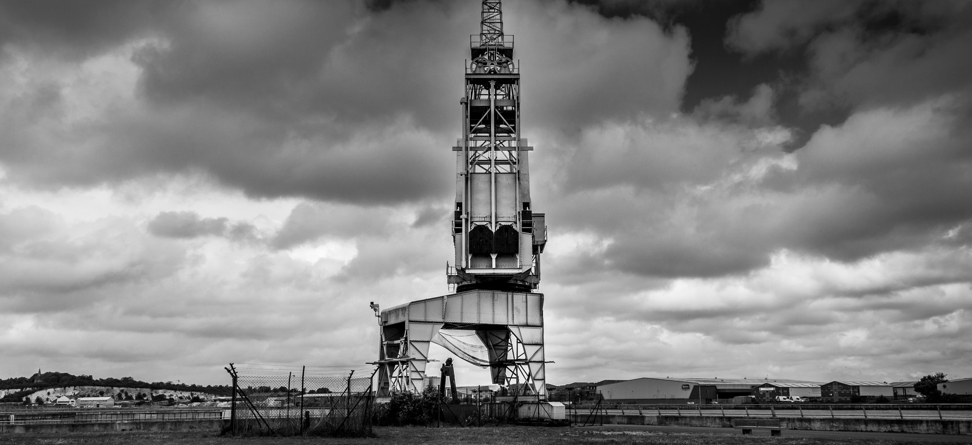 Rochester Docks - Landscape Photography - Jamie Denny Photography