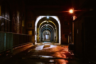 London Street Photography - The arches