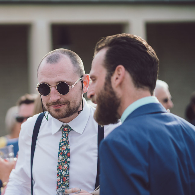 Hauser & Wirth Wedding Jamie Denny Photography