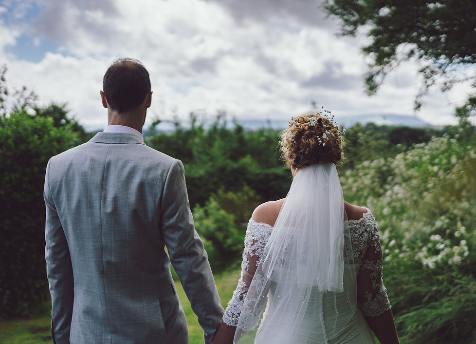 Wales Wedding Photographer - Treadam Barn