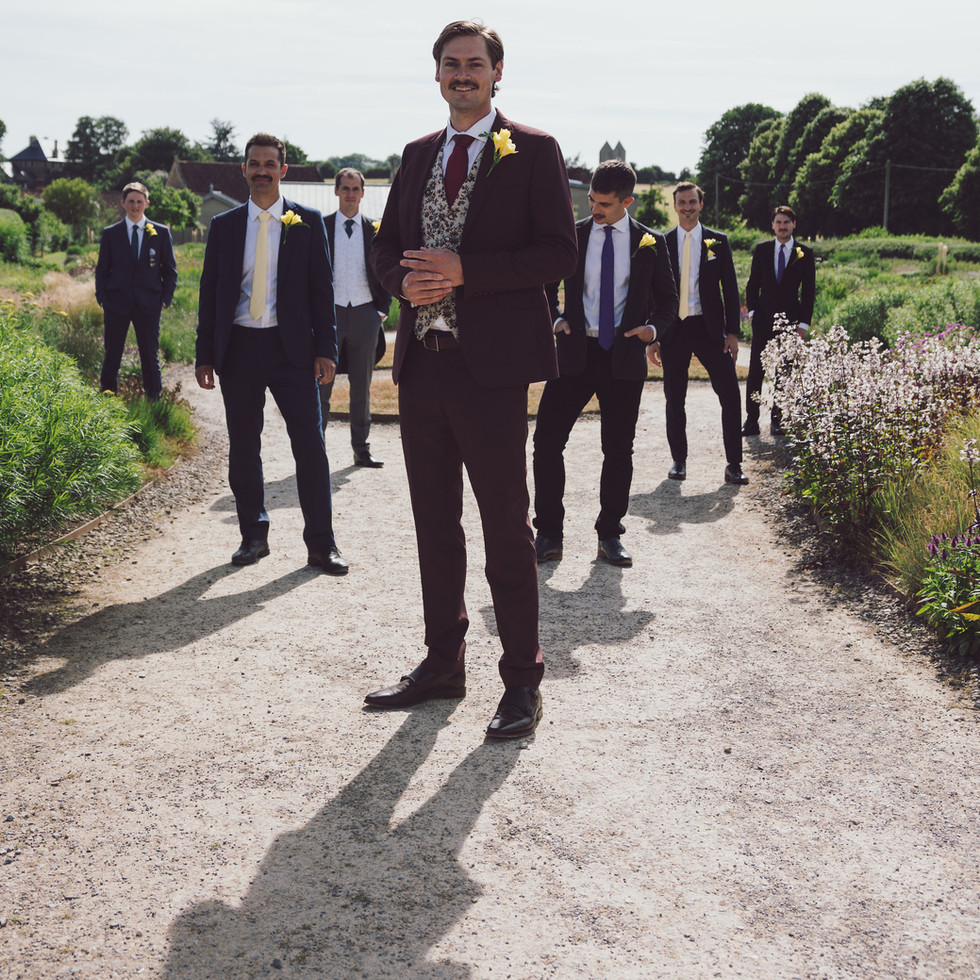 Hauser & Wirth Somerset Wedding