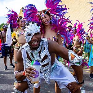 Notting Hill Carnival Flagz Mas Band