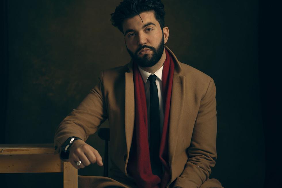 Fashion Portrait Photographer